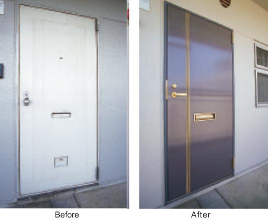 リフォーム錠交換門扉施工自動ドア修理 昭和フロント株式会社